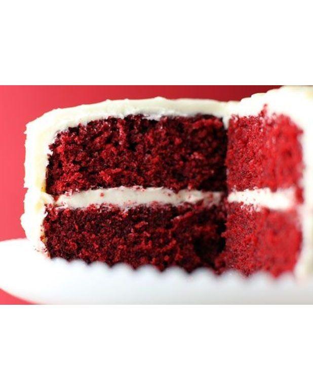 Populaire Gâteau rouge velours pour 8 personnes - Recettes Elle à Table UM27