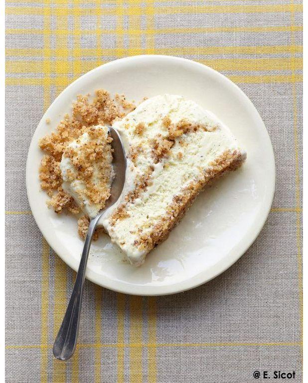 Terrine glac e au citron pour 6 personnes recettes elle - C est au programme recettes de cuisine ...