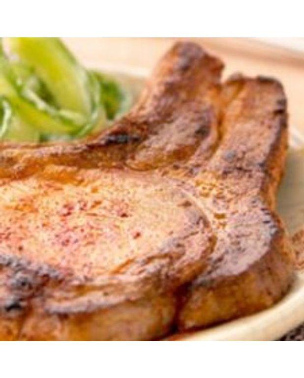 épaule de porc au four