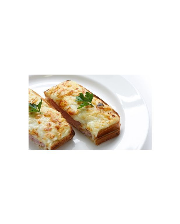 croque monsieur la b chamel pour 2 personnes recettes. Black Bedroom Furniture Sets. Home Design Ideas