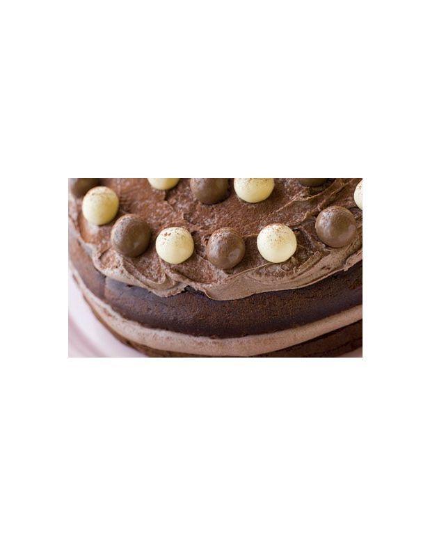 Recette gateau chocolat facile pour 6 personnes
