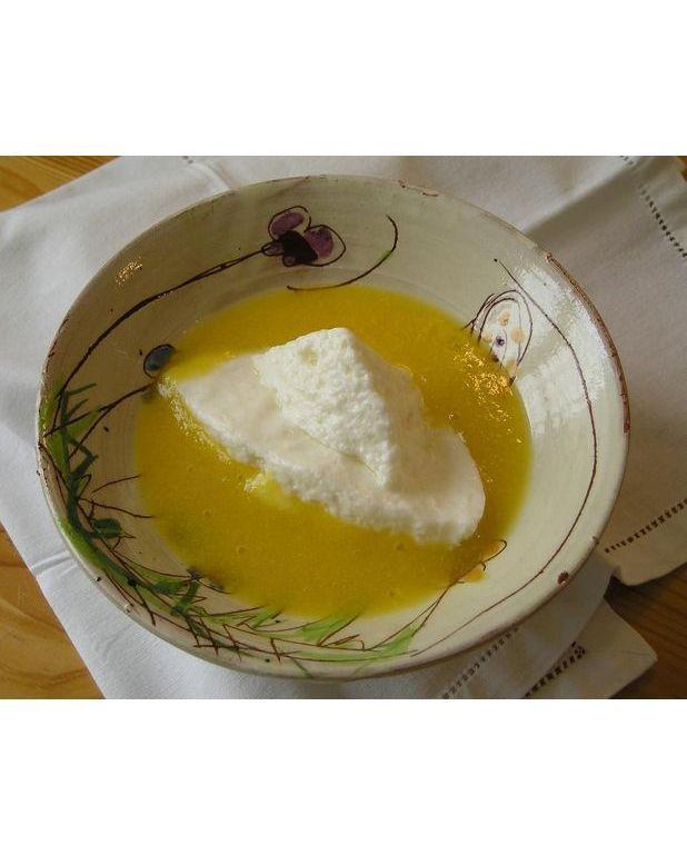 Mousse l g re au fromage blanc pour 4 personnes recettes elle table - Cuisine legere au quotidien ...
