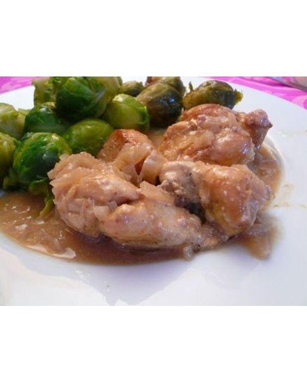 Entraînement au gras de poulet