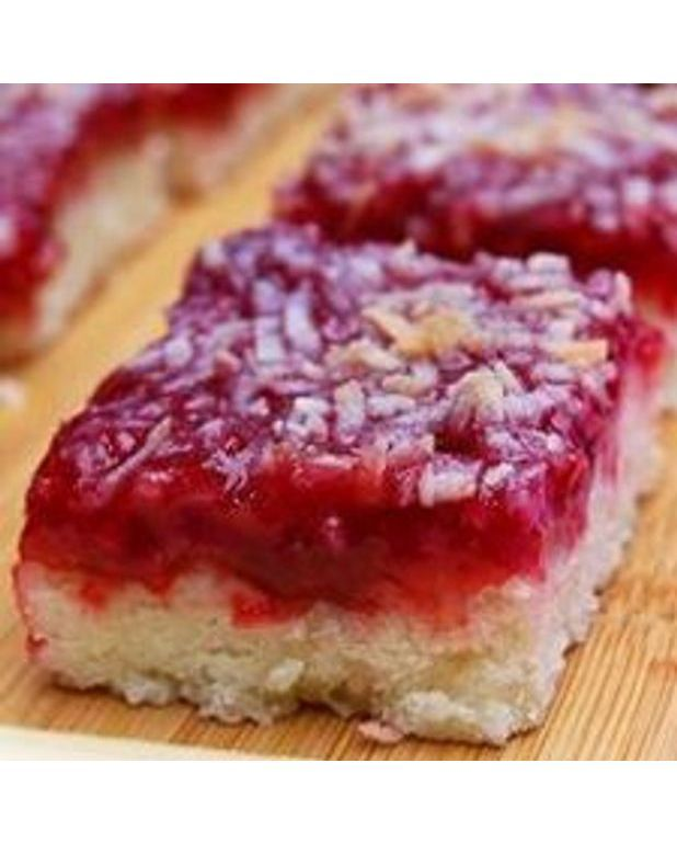 Carr s aux framboises fraises et noix de coco pour 1 - Les meilleurs sites de recettes de cuisine ...