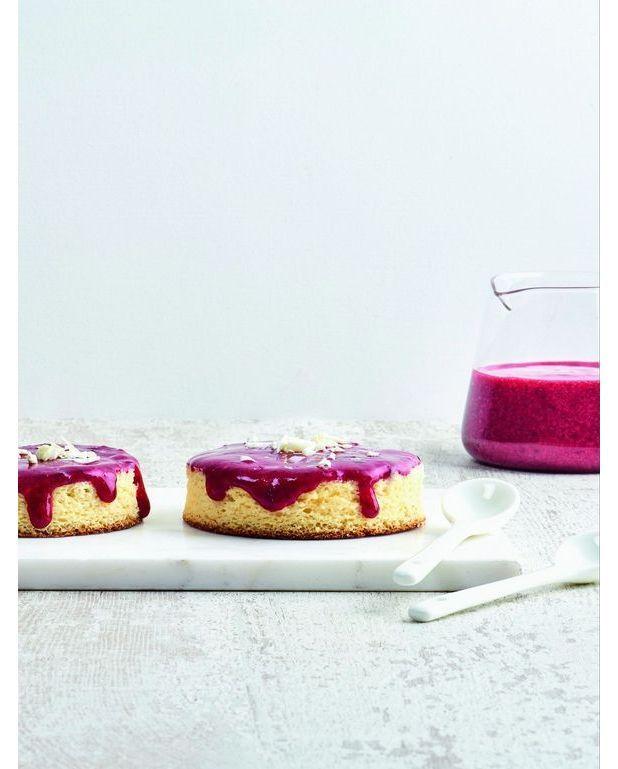 cheesecake au chocolat blanc sans four pour 4 personnes recettes elle table. Black Bedroom Furniture Sets. Home Design Ideas