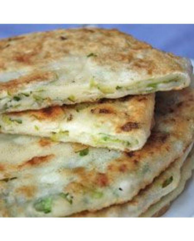 Galettes chinoises aux oignons verts pour 4 personnes recettes elle table - Recettes de cuisine telematin ...