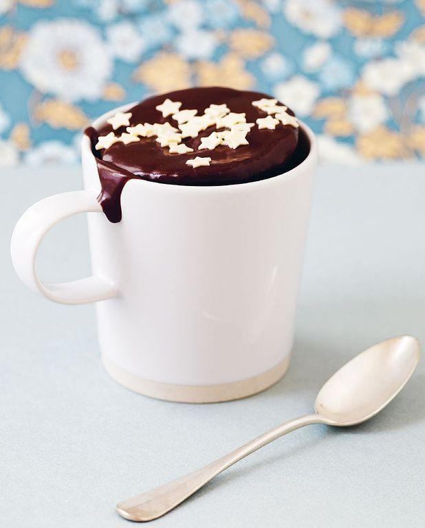 Mug Cake Chocolat Au Lait Pour  Personne