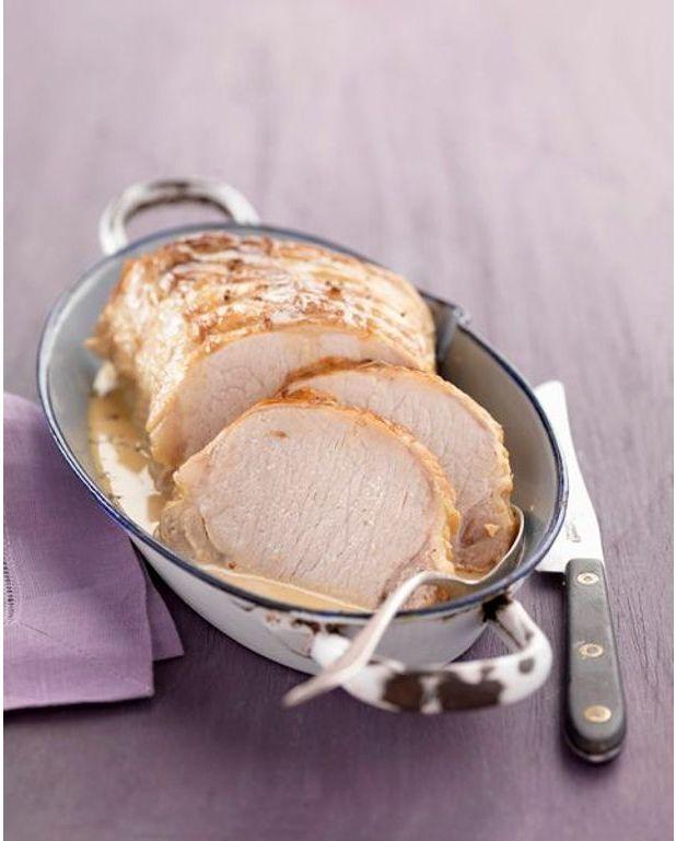 Palette de porc r tie aux rutabagas pour 4 personnes - Cuisiner palette de porc ...