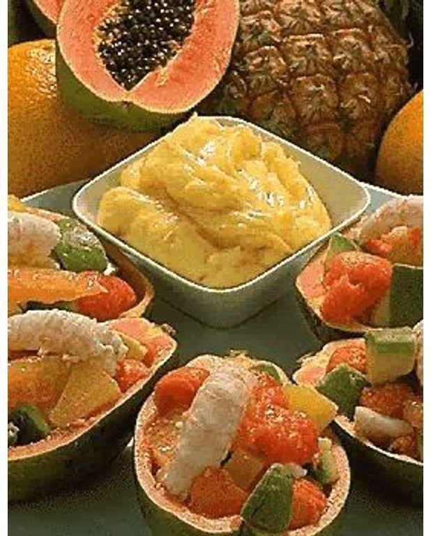 Salade c te d 39 ivoire pour 4 personnes recettes elle table - Recette de cuisine cote d ivoire ...