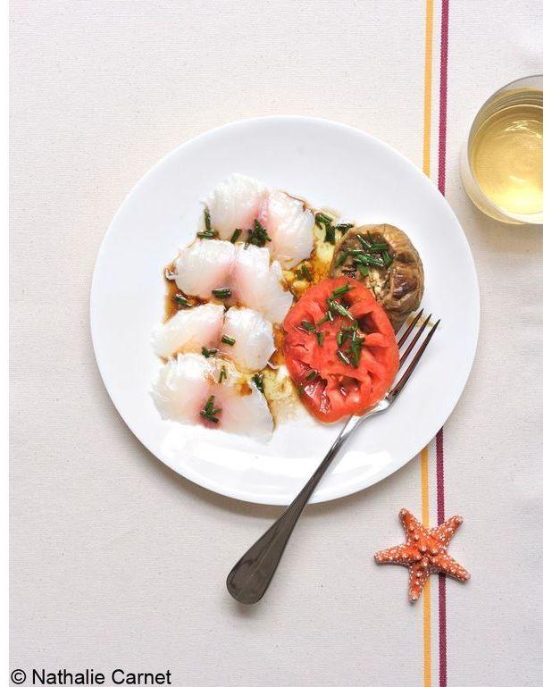 Sashimi du midi pour 4 personnes recettes elle table - Recette cuisine sur tf1 midi ...