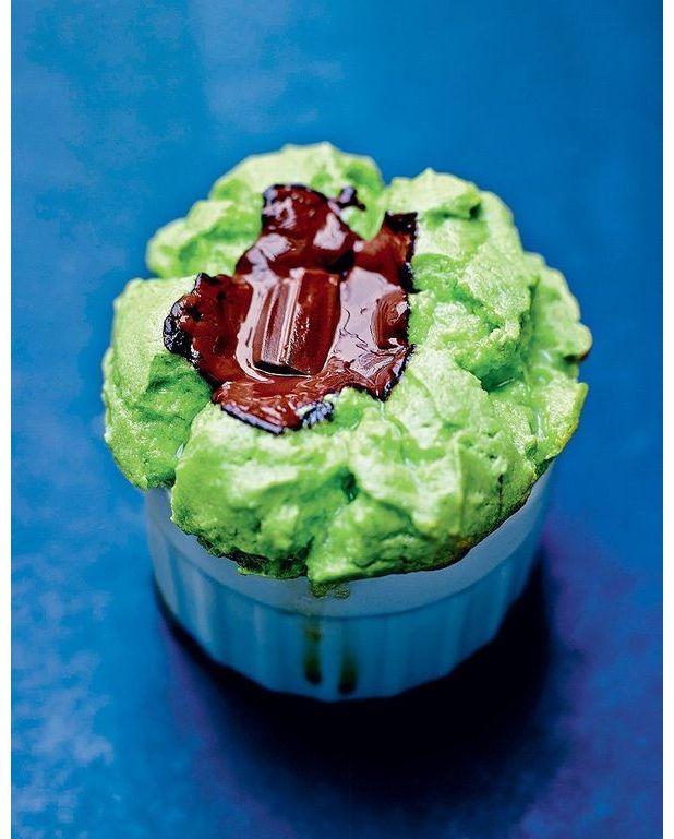 Souffl avocat chocolat facile pour 4 personnes recettes elle table - Recette de cuisine facile sans four ...