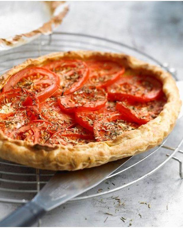 Recettes quiche au thon et tomates - Cuisine legere marmiton ...