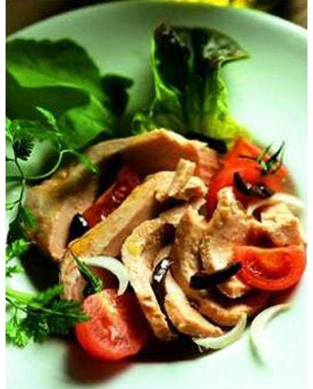 Thon l 39 italienne pour 4 personnes recettes elle table for Cuisine a l italienne