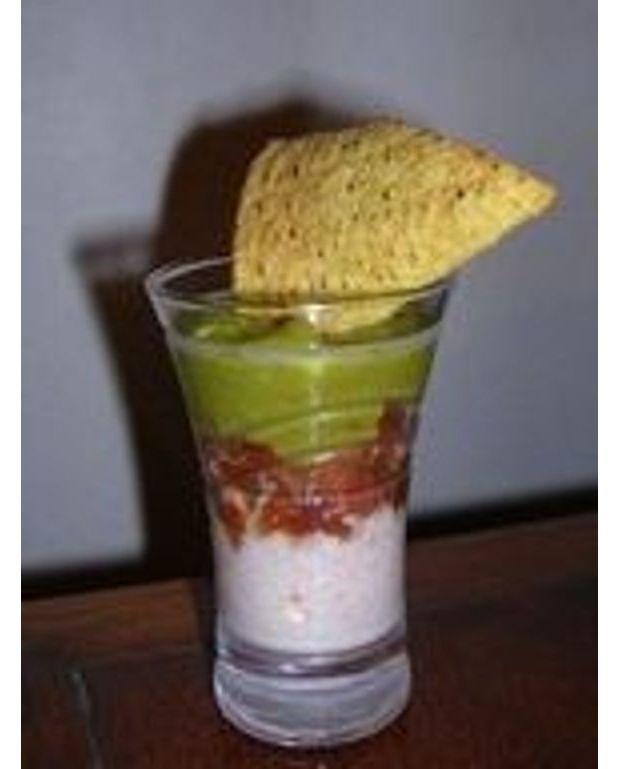 Verrine mexicaine pour 8 personnes recettes elle table for Cuisine mexicaine