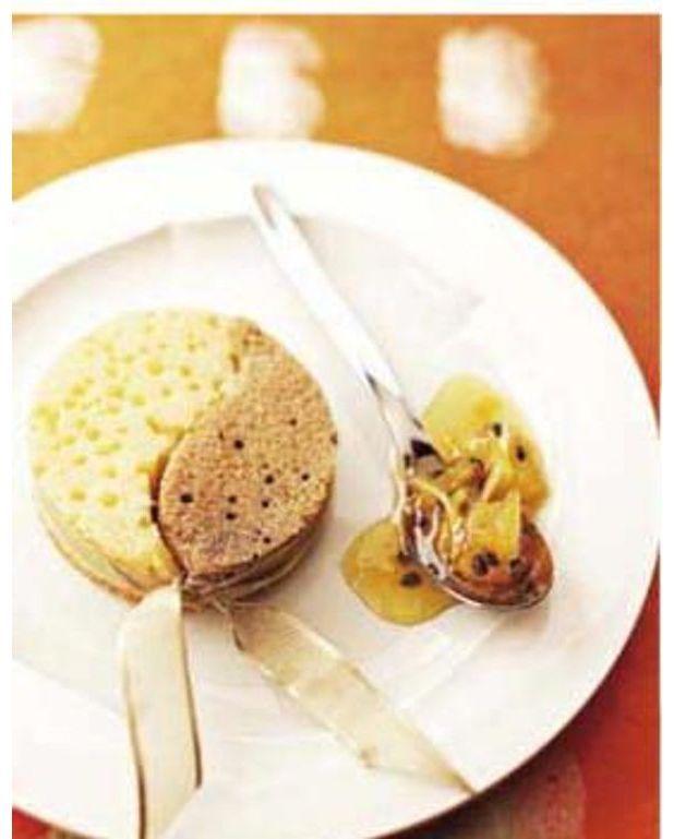 yin yang et confiture ananas passion pour 2 personnes recettes elle table. Black Bedroom Furniture Sets. Home Design Ideas