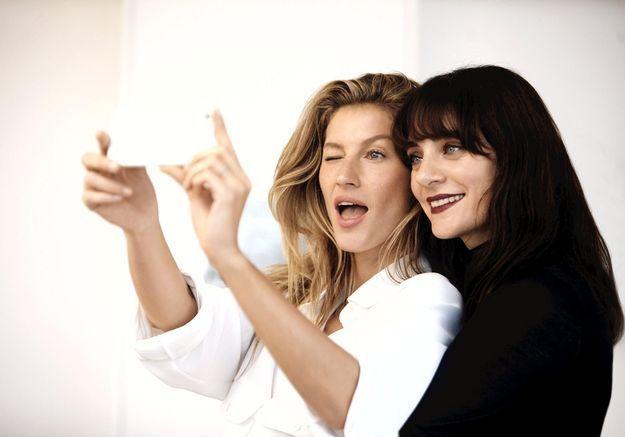 #PrêtàLiker : Gisele Bündchen livre ses secrets beauté pour Chanel