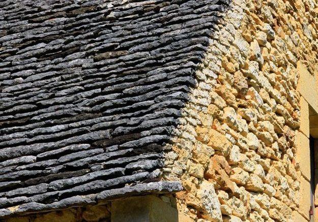 Les toits en lauze