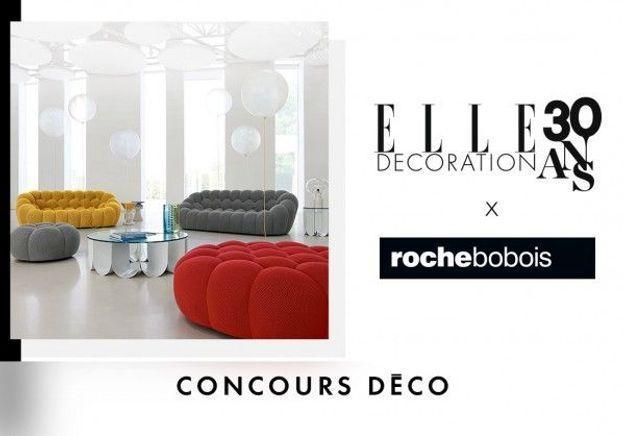 Votre canapé Bubble Roche Bobois d'une valeur de 4000 €