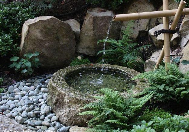 Jardin zen visez la pl nitude elle d coration - Rateau jardin zen ...