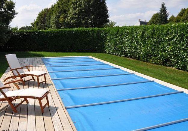 Quelle couverture pour ma piscine elle d coration for Couvrir piscine exterieure