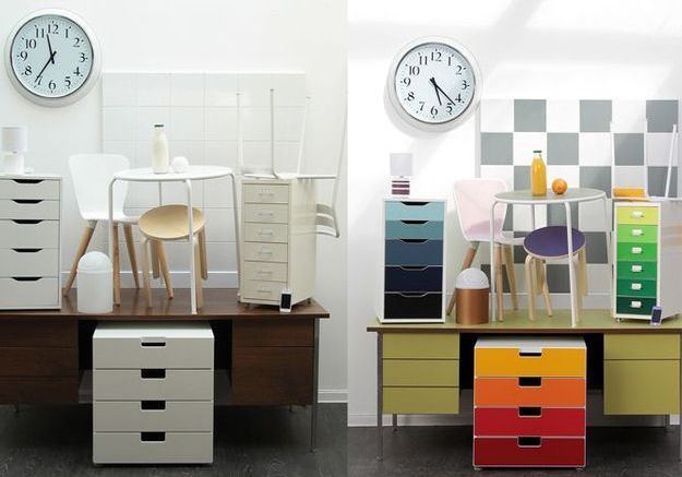 Customiser son mobilier Ikea avec LikeaColor