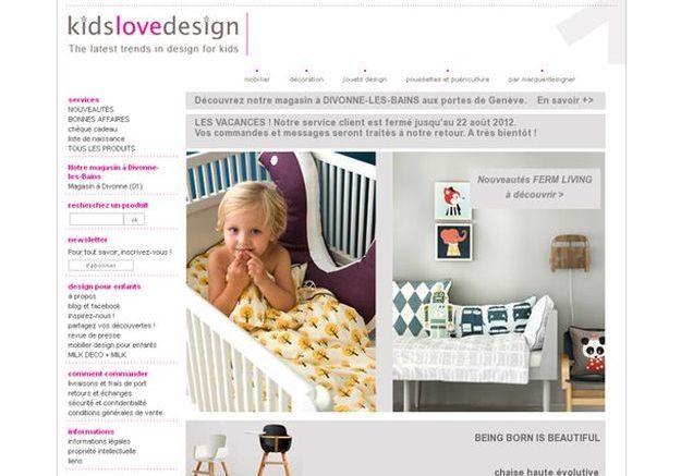 """Les sites """"design"""""""