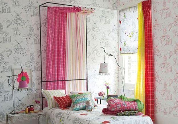 Quel rideau pour une chambre d enfant elle d coration - Quel matelas pour enfant ...