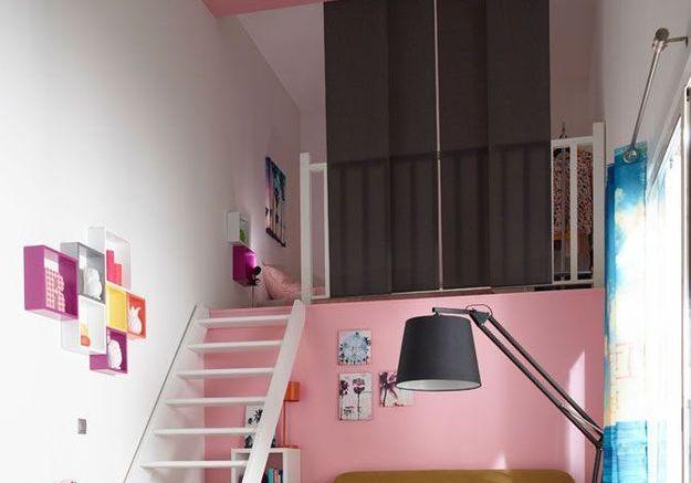mezzanine nos conseils pour un am nagement r ussi elle d coration. Black Bedroom Furniture Sets. Home Design Ideas