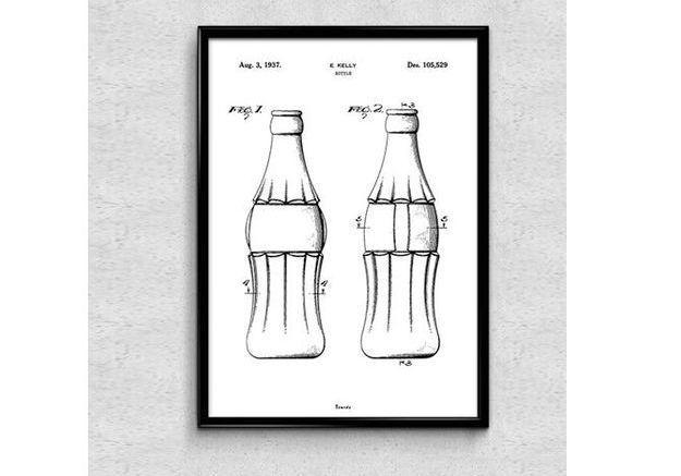 Un affiche de dessin industriel à 75,71€