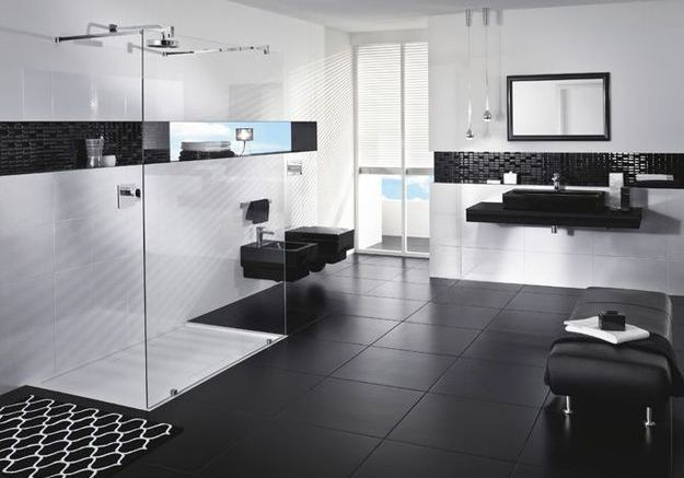 8 agencements astucieux pour la salle de bains - Elle Décoration