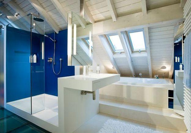 8 agencements astucieux pour la salle de bains elle - Amenagement salle de bain 7m2 ...