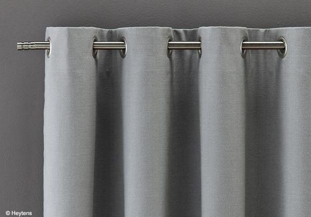 Les différentes têtes de rideaux