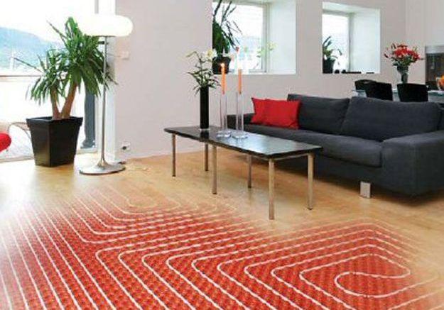 les sols chauffants tout ce que vous devez savoir elle. Black Bedroom Furniture Sets. Home Design Ideas