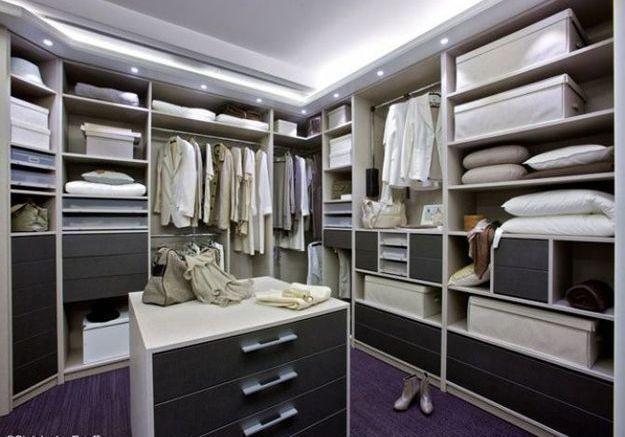 am nager un dressing nos conseils de a z elle d coration. Black Bedroom Furniture Sets. Home Design Ideas