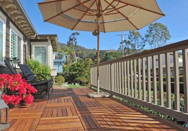 La terrasse fait le choix du bois elle d coration - Quel bois pour l exterieur ...
