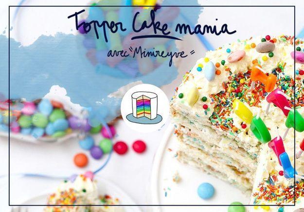 Atelier « Topper Cake mania » : apprenez à réaliser un gâteau d'anniversaire spectaculaire
