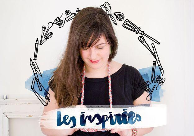 Laetitia, du blog « Vert Cerise » : « Même ceux qui pensent avoir deux mains gauches peuvent se lancer ! »