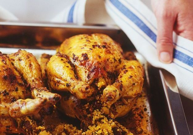 Comment faire une sauce pour poulet ?