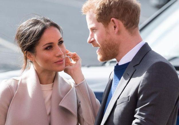 Mariage du prince Harry et Meghan Markle