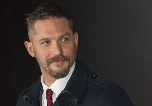 Tom Hardy : un impertinent à Hollywood