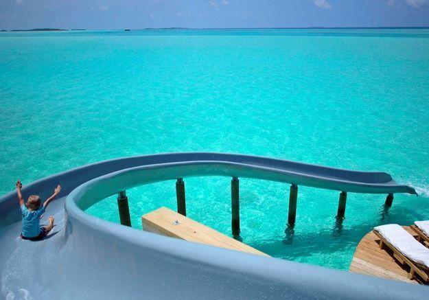Voici pourquoi cette piscine est la plus folle du monde !