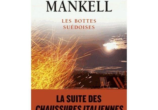 « Les bottes suédoises » de Henning Mankell, par Anna Gibson (Points)