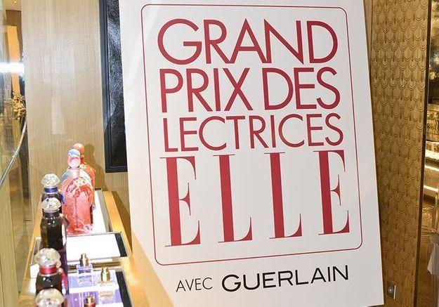 Rencontre des auteurs et des jurées du prochain Grand Prix des lectrices de ELLE avec Guerlain