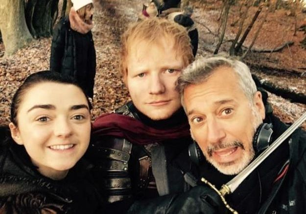 « Game of Thrones » : le caméo d'Ed Sheeran n'est pas passé inaperçu