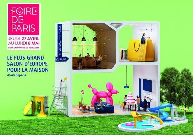foire de paris 2017 d couvrez le plus grand salon d. Black Bedroom Furniture Sets. Home Design Ideas
