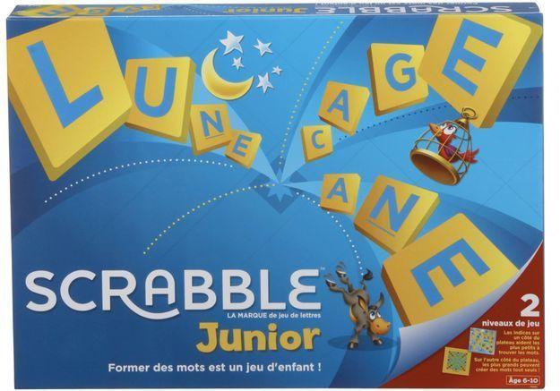 On a testé pour vous le Scrabble junior