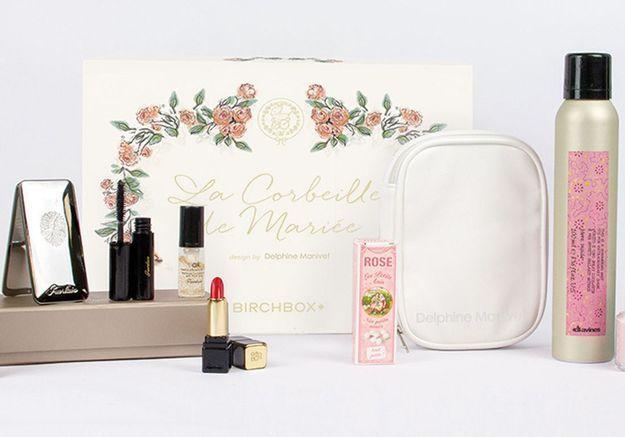 Birchbox lance une box spécial mariage
