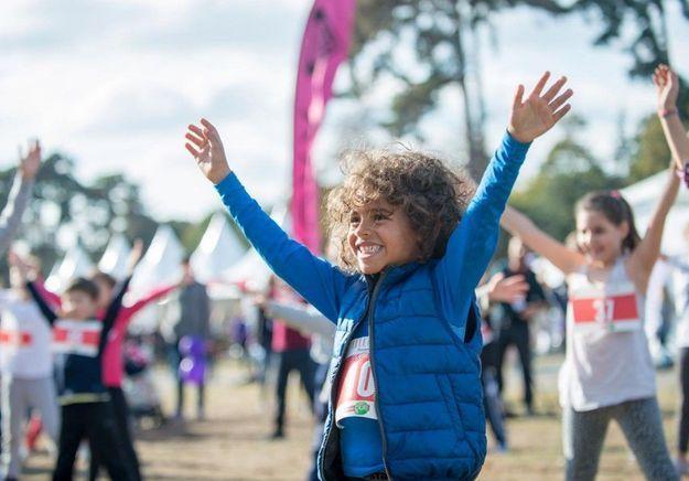 Inscrivez vos enfants à la ELLE Run Kids by Gulli