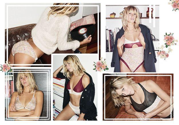 L'instant mode : la lingerie délicate d'Albertine