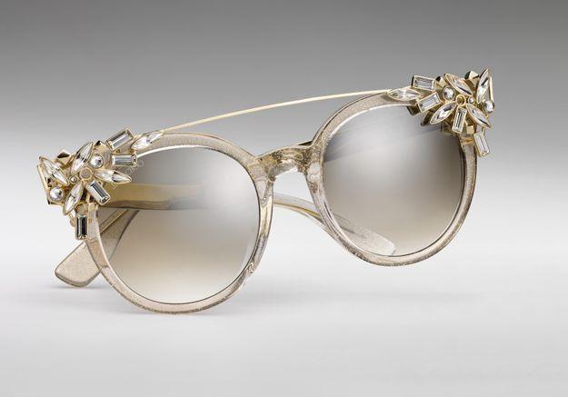 L'instant mode : les lunettes anniversaire de Jimmy Choo